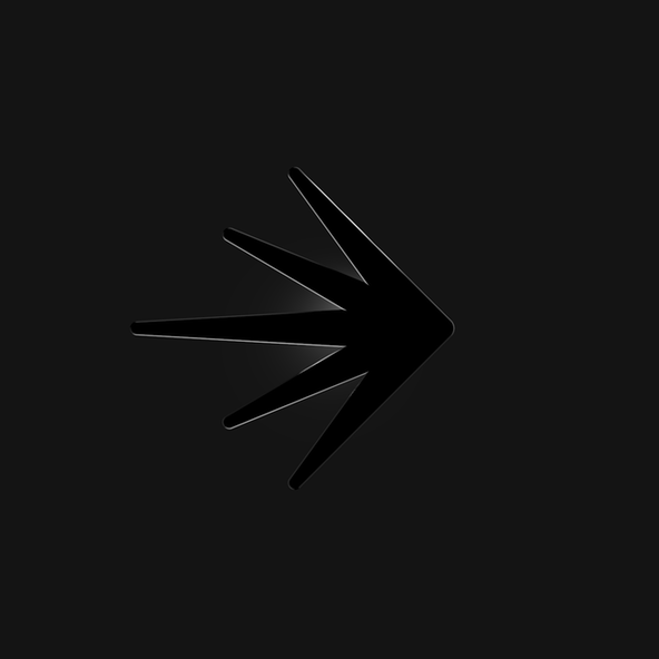3d launch darkly logomark