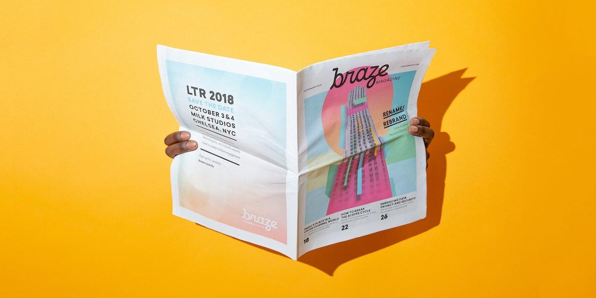 Braze Full Newspaper