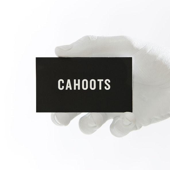 Cahoots 18