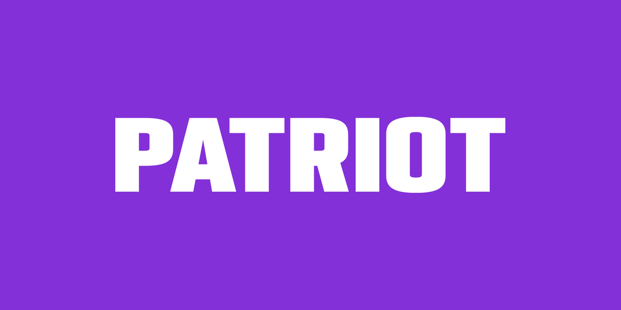 Patriot logofinalfull