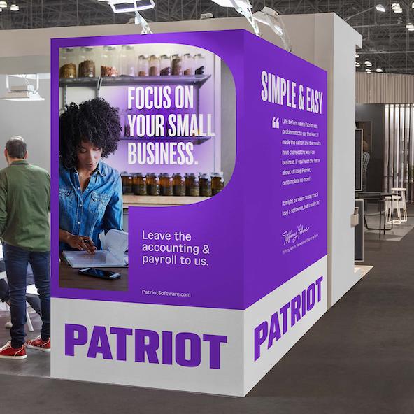 Patriot tradeshow