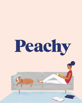 Peachy square