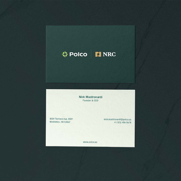 Polco NRC businesscard