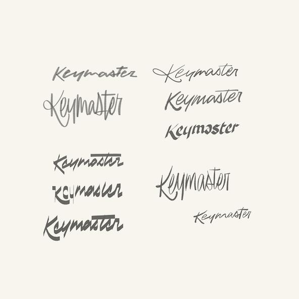 Key lettering