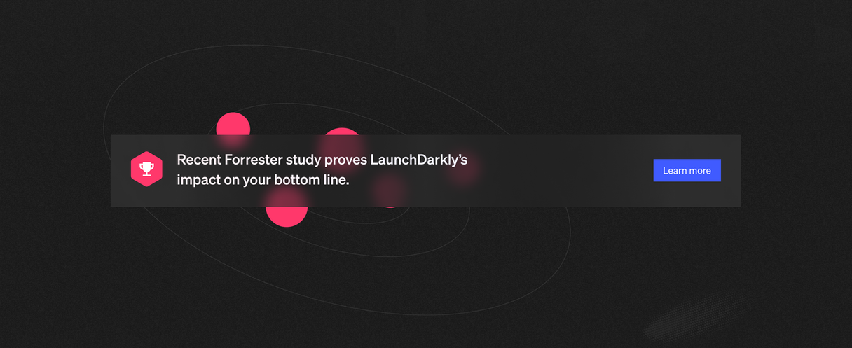 A UI element has a blurred effect to obscure busier background elements