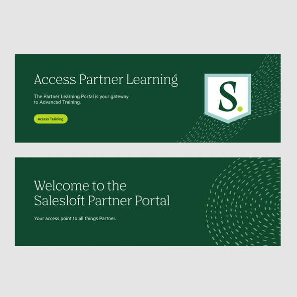 Site banners