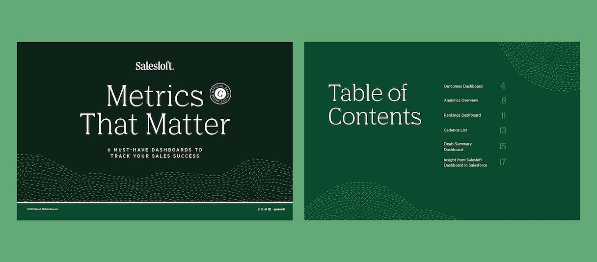 A Metrics That Matter branded ebook