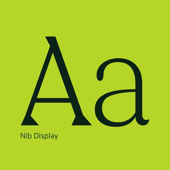 Nib Display