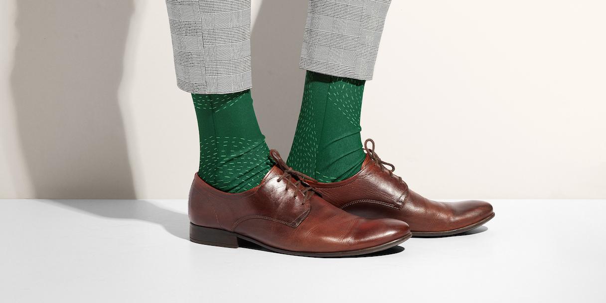 Salesloft branded socks