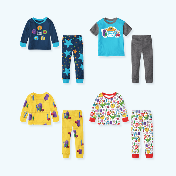 Storybots pajamas2