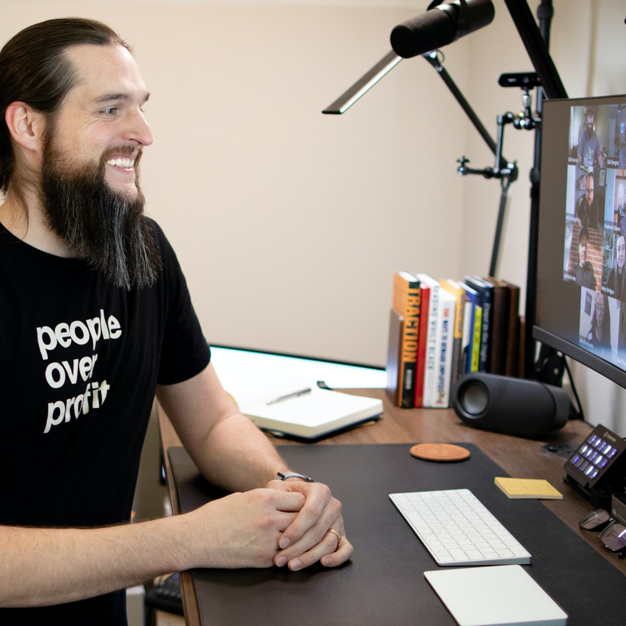 Erik office