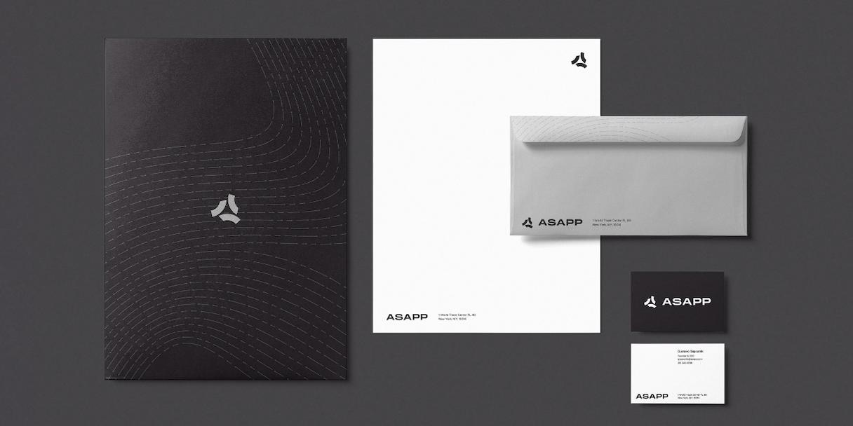 ASAPP stationery